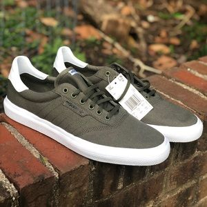 Adidas 3MC Vulc 'Green' Sz 12